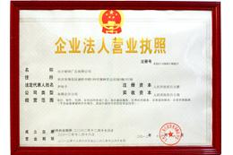 祺祥广告营业执照证书